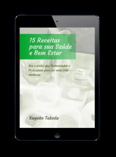 ebook receitas - Prepare-se para as aulas