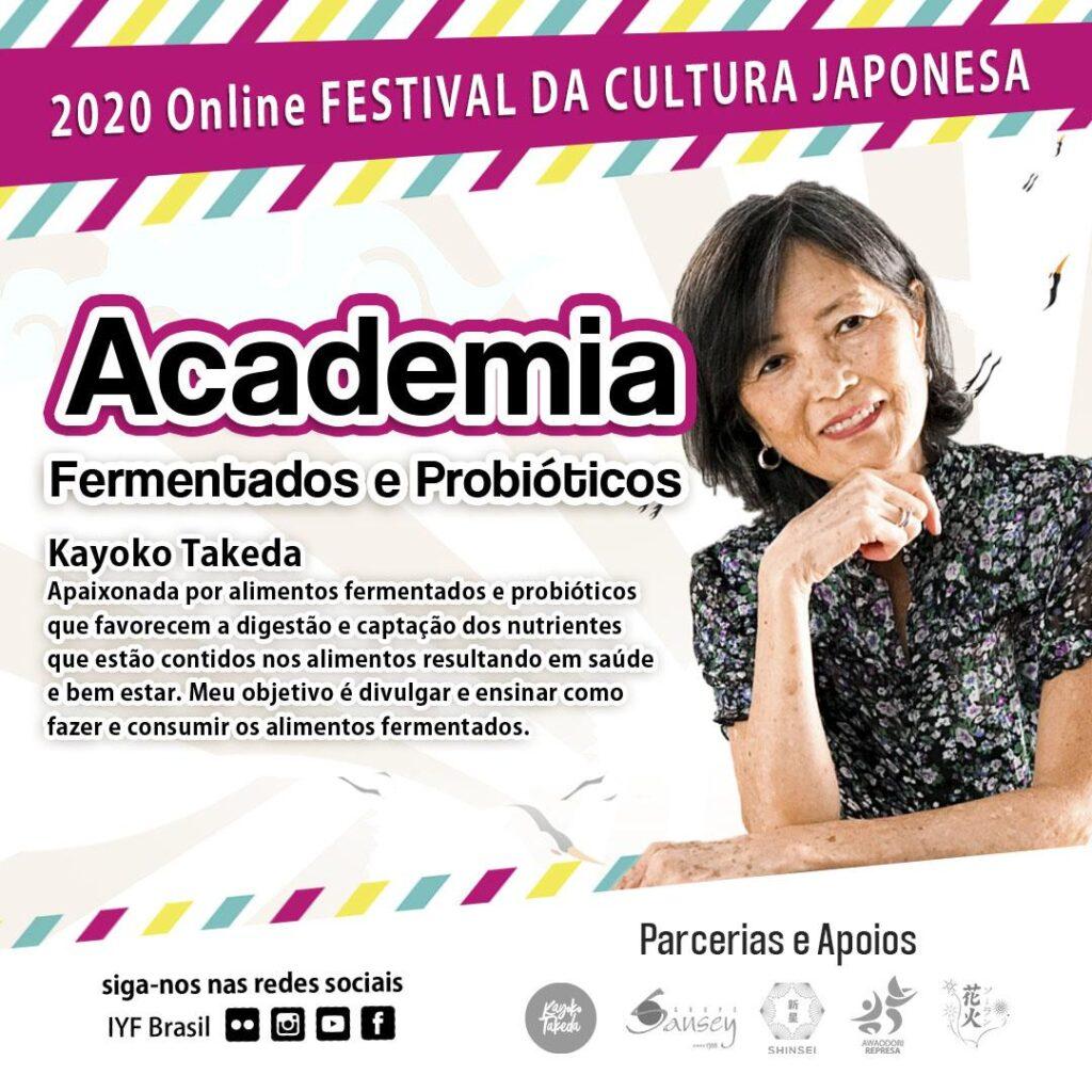 Kayoko Takeda Festival da Cultura Japonesa
